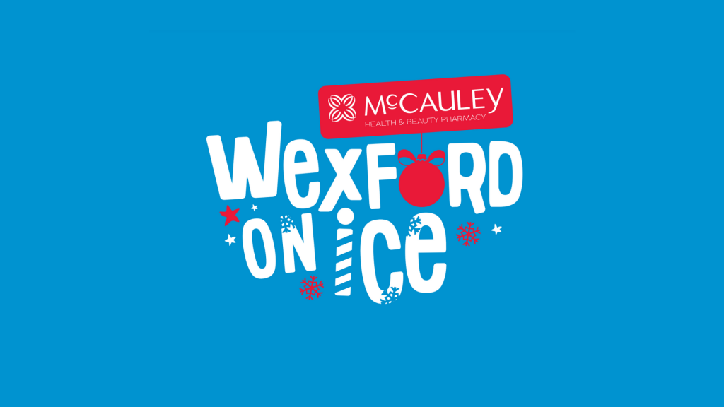 McCauley, McCauley Wexford on Ice, McCauley Pharmacy Christmas