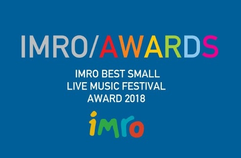 IMRO BEST SMALL LIVE MUSIC FESTIVAL 2018