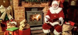 Santa's North Pole Wexford, Wexford Christmas, Christmas in Ireland, Christmas 2020, Santa Visits Ireland, Santa Grotto 2020