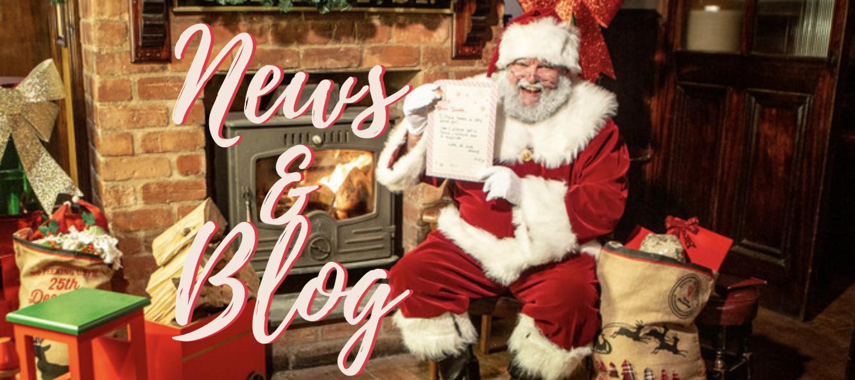 Wexford Blog, Wexford Santa, Santa Christmas 2020, Visit Santa 2020